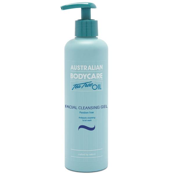 Health Australian Bodycare Facial Cleansing Gel - 250ml