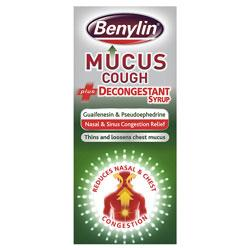 how to stop a cough from mucus