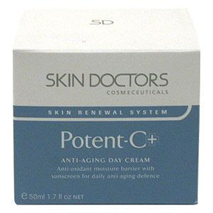 Save on Skin Doctors Potent C+ Anti-aging Day Cream disc - UK Next Day ...