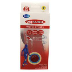 Scholl Orthaheel Regular Orthotic- Medium
