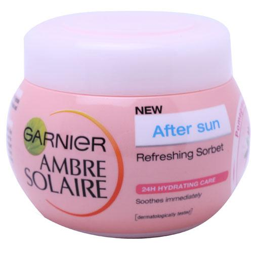 Ambre Solaire After Sun Pomegranate Refreshing Sorbet