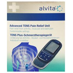 Alvita Advaned TENS Pain Relief Unit