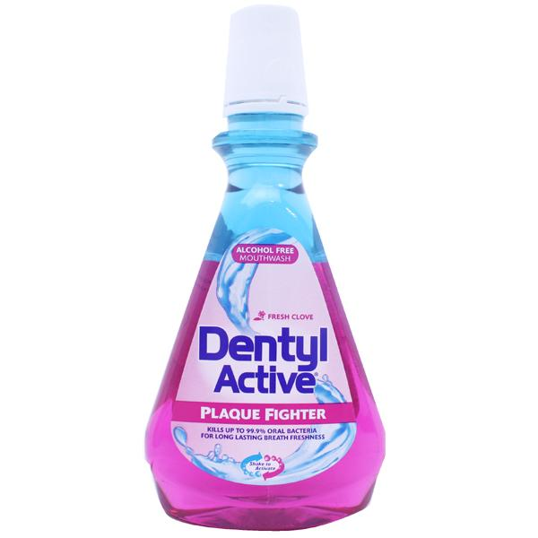 Dentyl pH Refreshing Clove Visibly Active Mouthwash