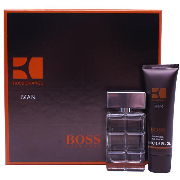 Hugo Boss Orange Men Gift Set