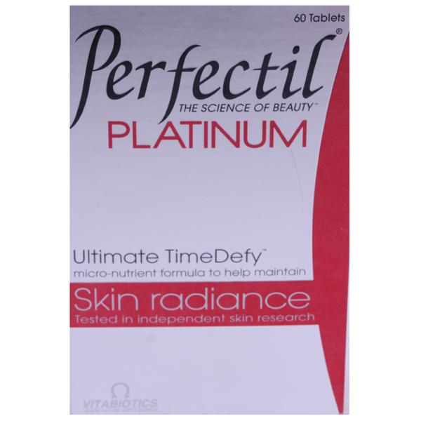 Perfectil Platinum Tablets- 60