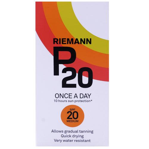 Riemann P20 SPF20 Sun Protection 200ml