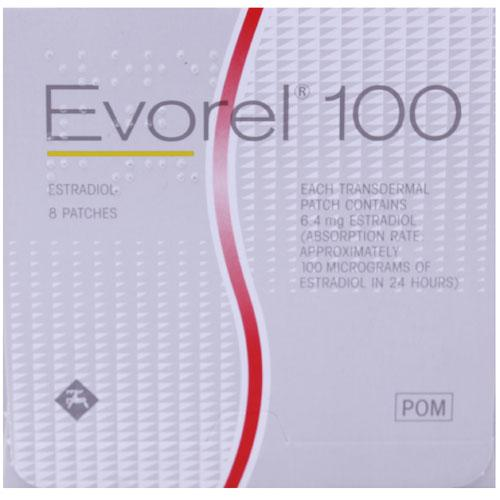 Evorel 100 Patches