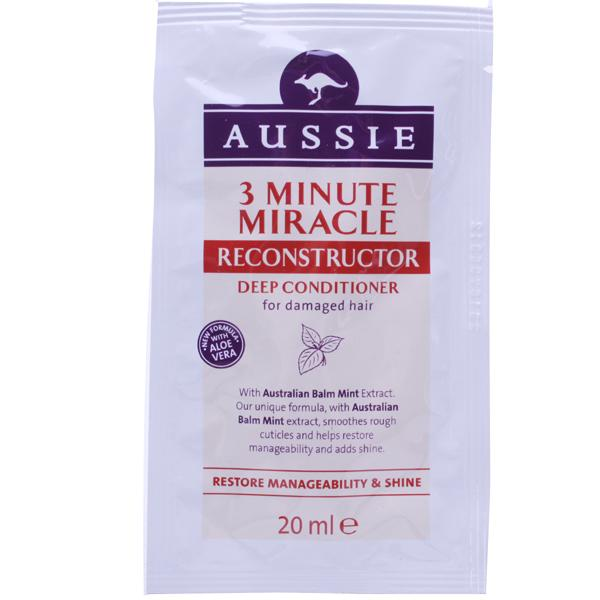 Aussie 3 Minute Miracle Reconstructor Conditioner