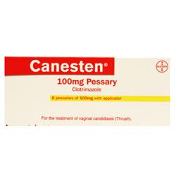 Canesten Pessaries 100mg