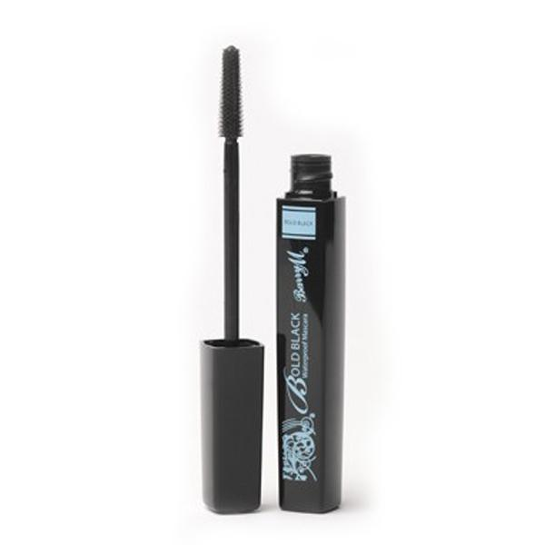 Barry M Bold Black Waterproof Mascara