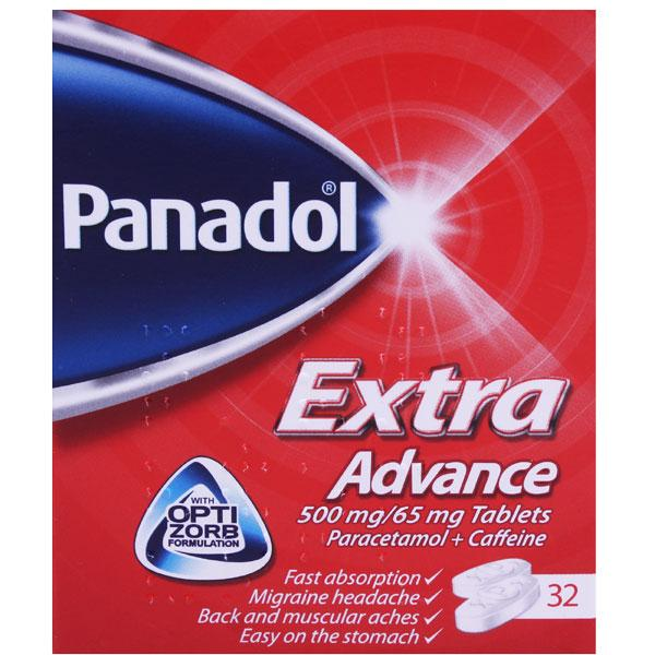 Panadol Extra Advance Tablets