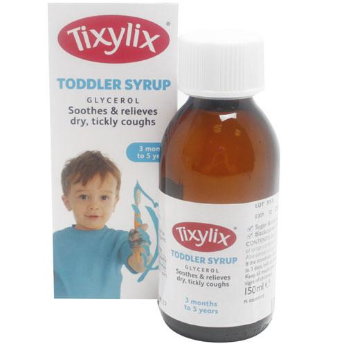 Tixylix Toddler Syrup 150ml