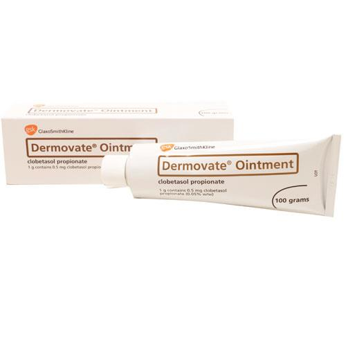 Dermovate Ointment 100g