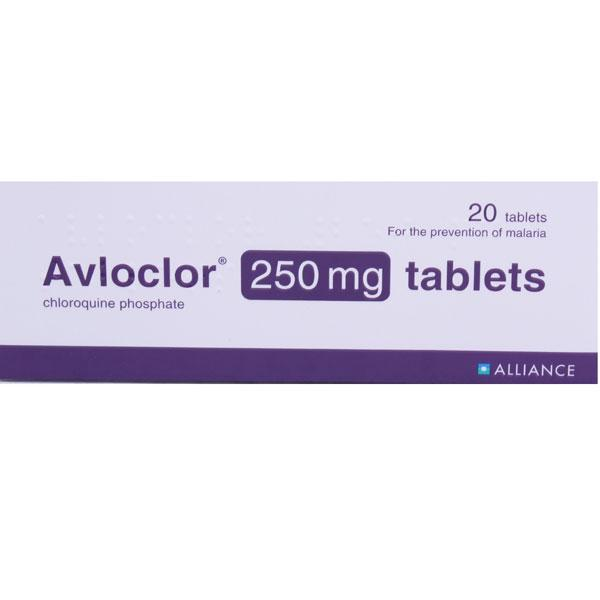 Avloclor Tablets