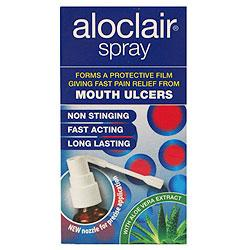 Aloclair Spray for Mouth Ulcers