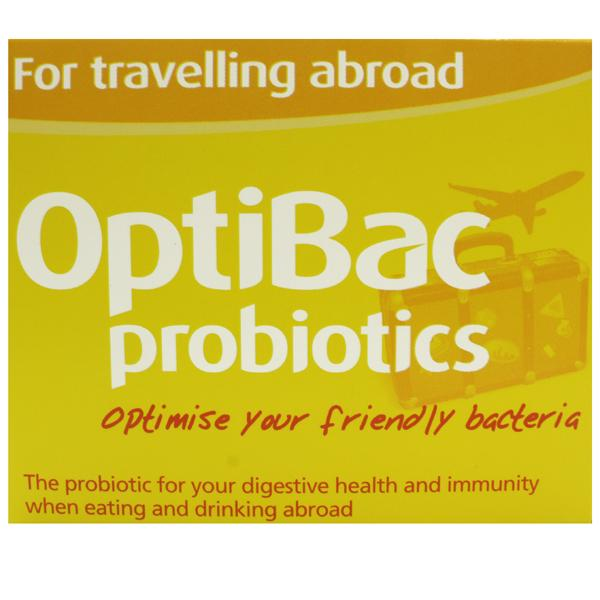Optibac probiotics for travelling abroad reviews 2014
