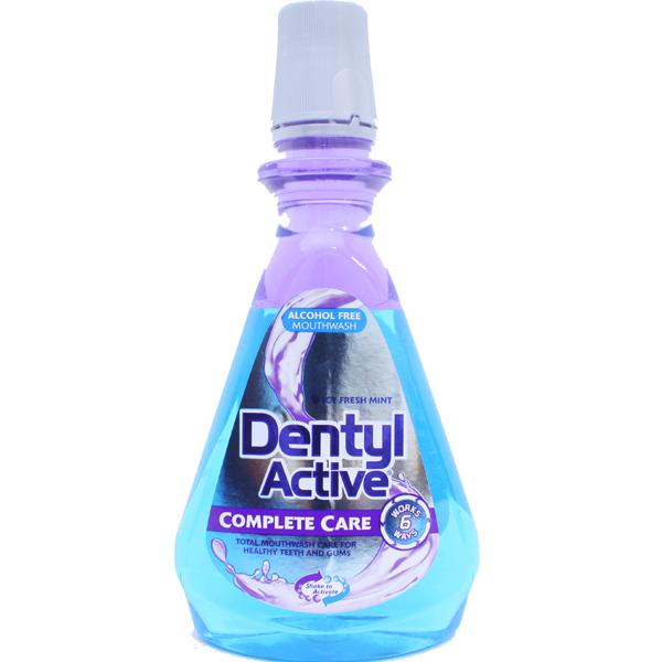Dentyl pH Icy-Fresh Mint Exhilaration Triple Defence Mouthwash