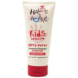 Halos N Horns Berry Burst Shampoo and Detangler