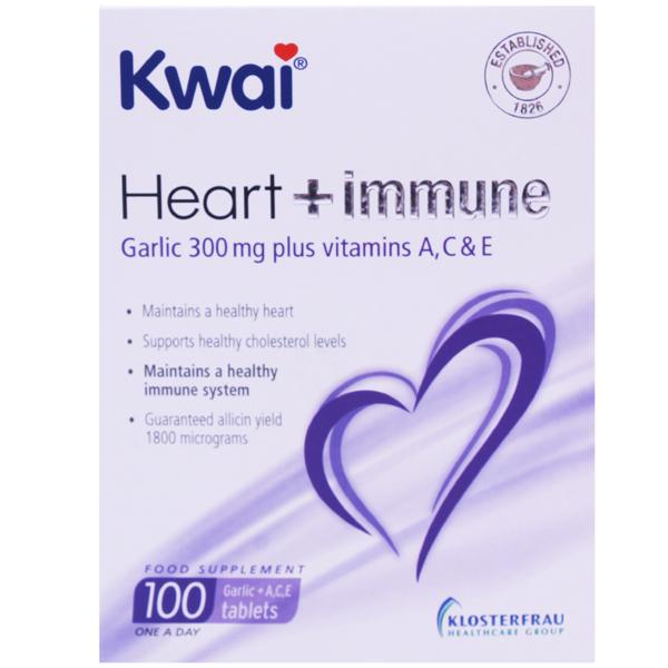 Kwai Heart and Immune Tablets