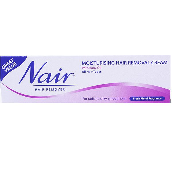 Nair Moisturising Hair Removal Cream