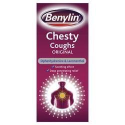 Benylin Chesty Coughs Original