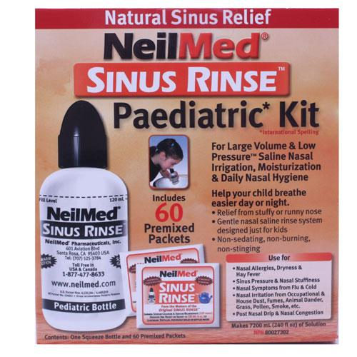 NeilMed Sinus Rinse Pediatric Kit