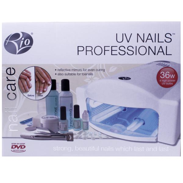 Rio UV Nails Professtional Nail Care