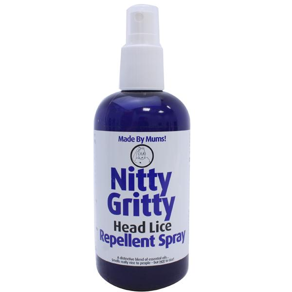 Nitty Gritty Head Lice Repellent Spray