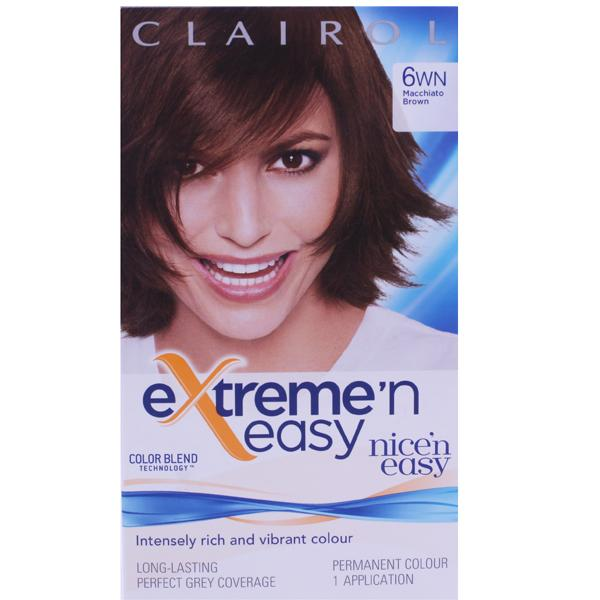 Clairol Extreme N Easy 6WN Macchiato Brown