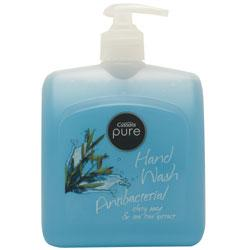 Cussons Pure Antibacterial Hand Wash