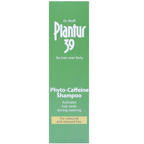Plantur 39 Caffeine Shampoo For Coloured Hair
