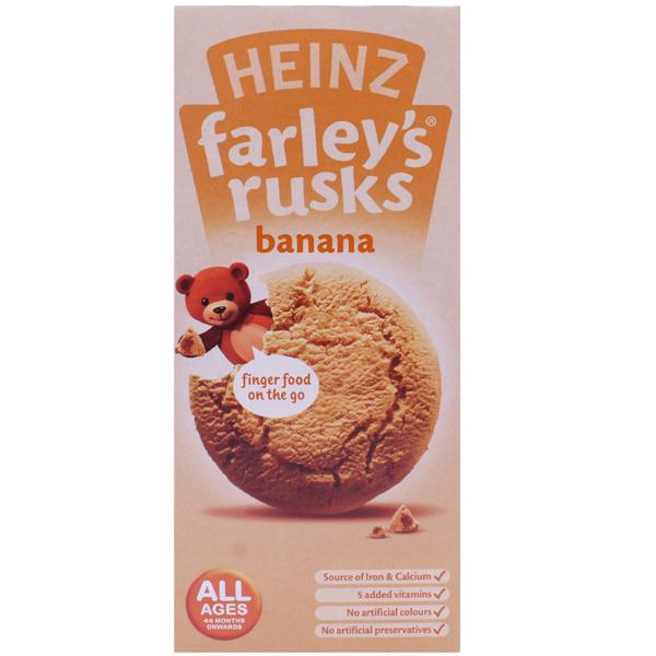 Heinz Banana Farleys Rusks