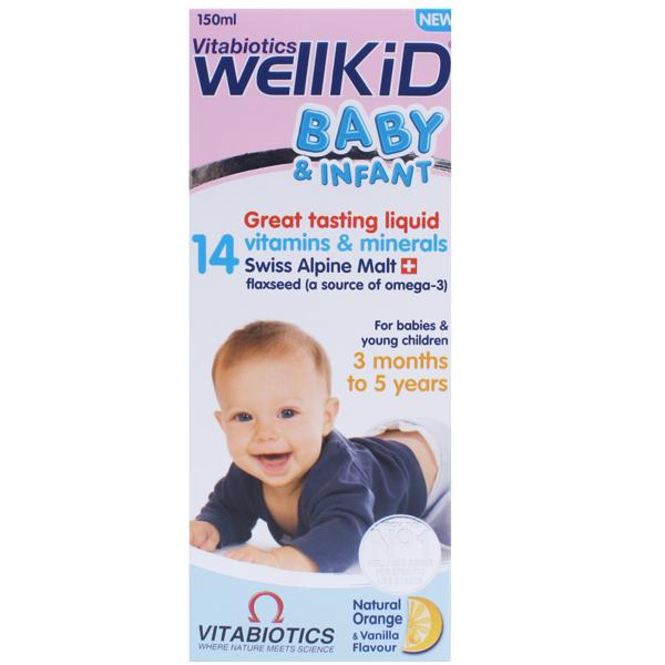 WellKid Baby & Infant Liquid
