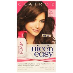 Clairol Nice'n Easy Foam 5G Medium Golden Brown