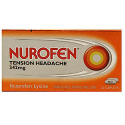 Nurofen Tension Headache Caplets