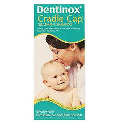 Dentinox Cradle Cap Treatment Shampoo