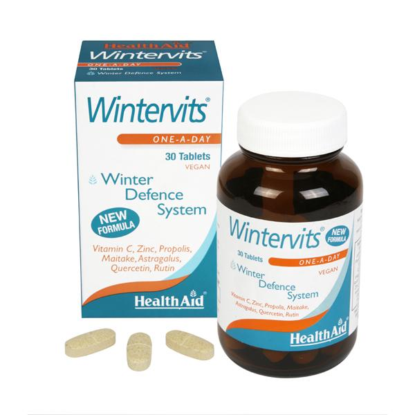 HealthAid Wintervits Tablets