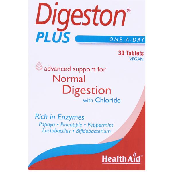 HealthAid Digestion Plus Tablets