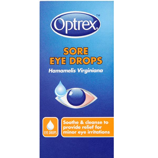 Optrex Sore Eyes Drops