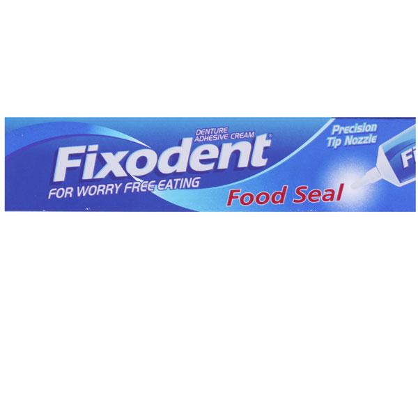 Fixodent Food Seal