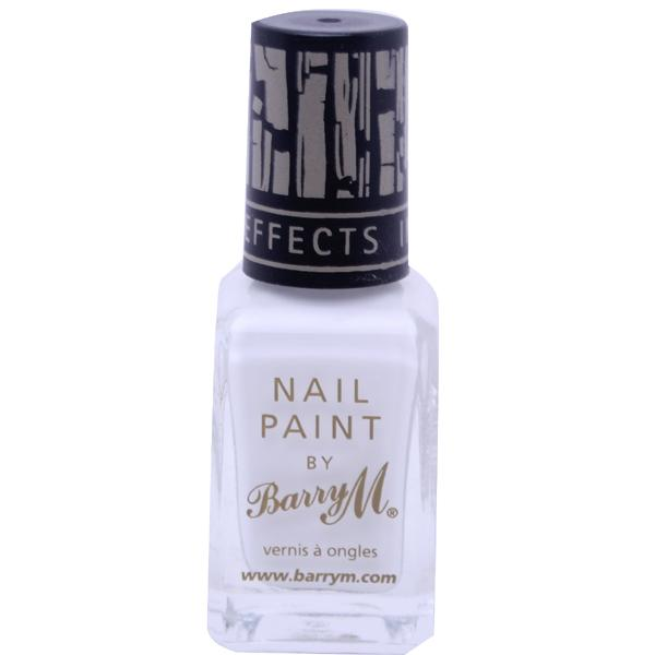 Barry M Nail Effects White Paint
