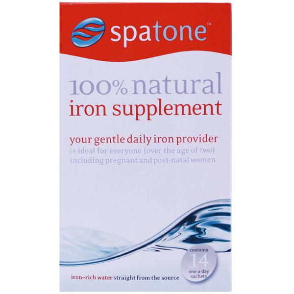 Spatone Natural Iron Supplement 14 Days