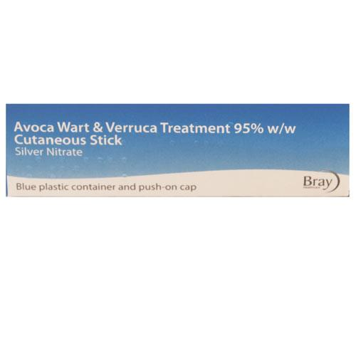 Avoca Wart & verruca Treatment 95% W/W Cutaneous Stick