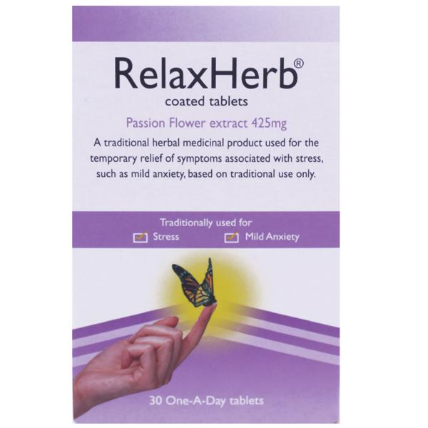 RelaxHerb Passion Flower Extract
