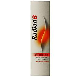 Radian B Muscle Rub
