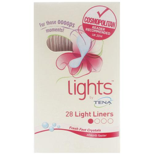 Tena Lights Light Liners