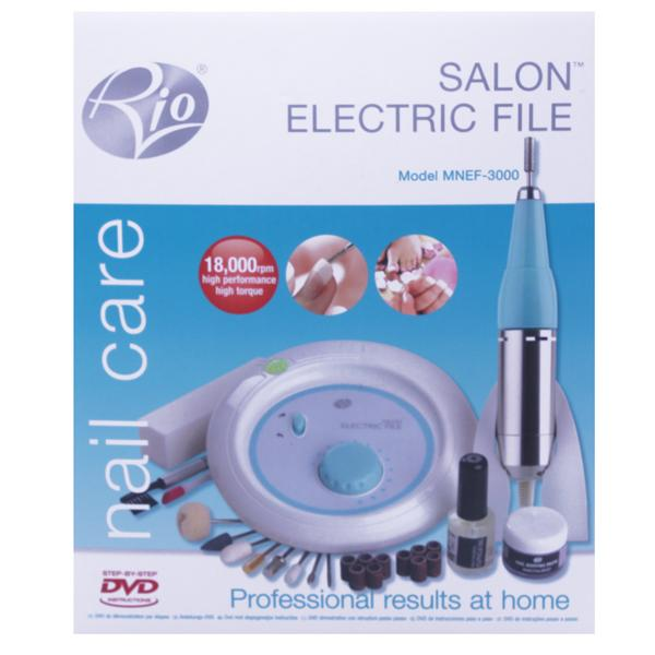 Rio Salon Electric File