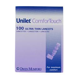 Unilet ComforTouch Ultra Thin Lancets