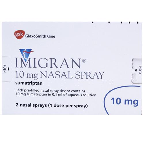 Imigran Nasal Spray 10mg