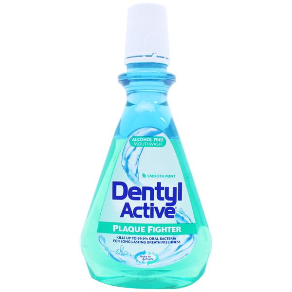 Dentyl pH Smooth Mint Visibly Active Mouthwash